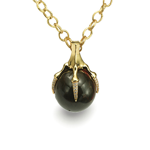 18k gold unique jewelry